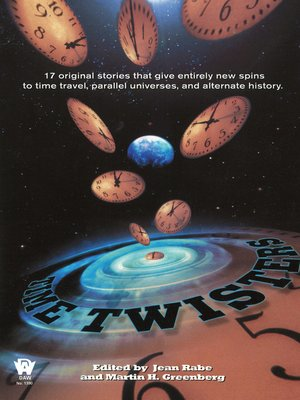 cover image of Time Twisters